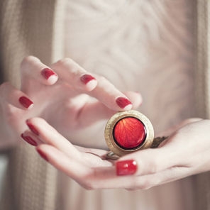 Red Rose ring